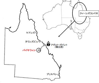 【図】プロジェクト所在地
