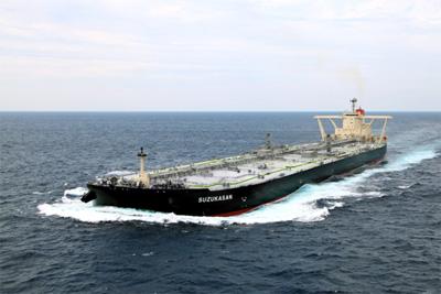 【写真】開発鋼適用船例